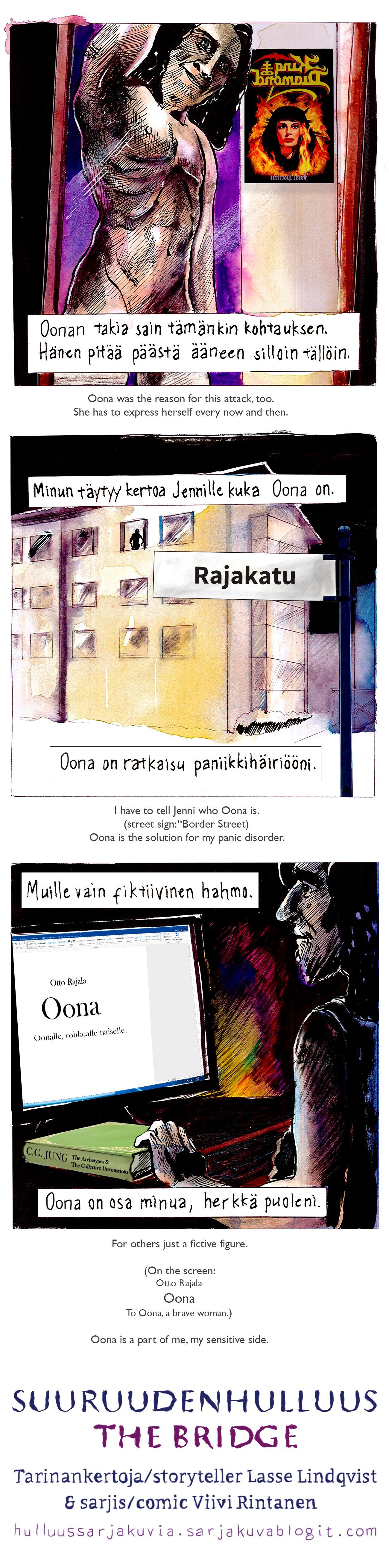 LasseLindqvist&ViiviRintanenHulluussarjakuvia2017