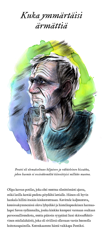1 Raskaan-sarjan-psykiatriaa-Ärmätti-sivu-